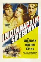 Indianapolis Speedway - Movie Poster (xs thumbnail)