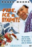 Feuer, Eis & Dynamit - British DVD movie cover (xs thumbnail)