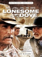 """""""Lonesome Dove"""" - Dutch DVD movie cover (xs thumbnail)"""