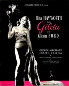 Gilda - French Movie Poster (xs thumbnail)