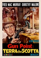 At Gunpoint - Italian Movie Poster (xs thumbnail)