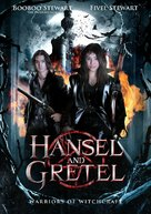 Hansel & Gretel: Warriors of Witchcraft - DVD cover (xs thumbnail)