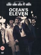 Ocean's Eleven - British DVD movie cover (xs thumbnail)