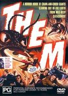 Them! - Australian Movie Cover (xs thumbnail)
