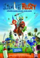 """Knight Rusty"" - Turkish Movie Poster (xs thumbnail)"