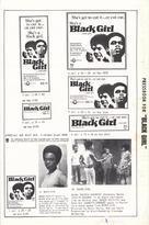 Black Girl - poster (xs thumbnail)