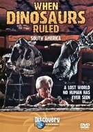 """When Dinosaurs Ruled"" - British Movie Cover (xs thumbnail)"