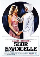 Suor Emanuelle - Italian Movie Poster (xs thumbnail)