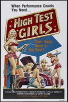 Sechs Schwedinnen von der Tankstelle - Movie Poster (xs thumbnail)