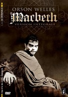 Macbeth - French DVD cover (xs thumbnail)