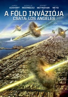 Battle: Los Angeles - Hungarian DVD movie cover (xs thumbnail)