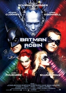 Batman And Robin - German Movie Poster (xs thumbnail)