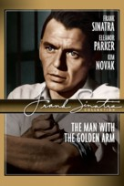 The Man with the Golden Arm - Movie Cover (xs thumbnail)