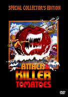 Attack of the Killer Tomatoes! - DVD cover (xs thumbnail)