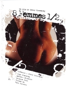 8 ½ Women - French DVD movie cover (xs thumbnail)