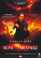 Knowing - Swedish Movie Cover (xs thumbnail)