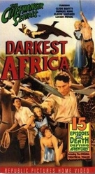 Darkest Africa - VHS cover (xs thumbnail)