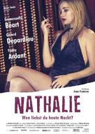 Nathalie... - German Movie Poster (xs thumbnail)