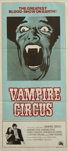 Vampire Circus - Australian Movie Poster (xs thumbnail)