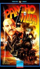 Pancho Villa - German VHS cover (xs thumbnail)