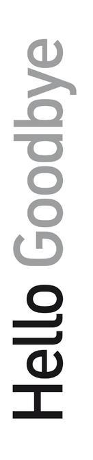 Hello Goodbye - Logo (xs thumbnail)