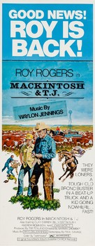 Mackintosh and T.J. - Movie Poster (xs thumbnail)