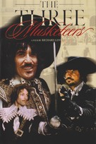 The Three Musketeers - British Movie Cover (xs thumbnail)