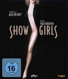 Showgirls - German Blu-Ray cover (xs thumbnail)