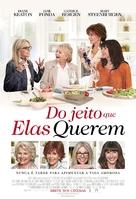 Book Club - Brazilian Movie Poster (xs thumbnail)