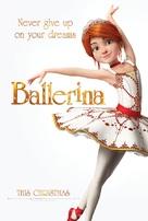 Ballerina - Movie Poster (xs thumbnail)