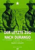 Un treno per Durango - German DVD cover (xs thumbnail)
