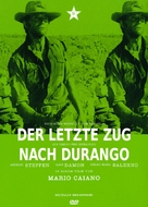 Un treno per Durango - German DVD movie cover (xs thumbnail)