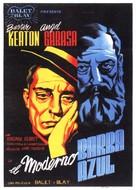 Moderno Barba Azul, El - Spanish Movie Poster (xs thumbnail)