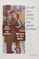 Miracle in the Rain - Movie Poster (xs thumbnail)