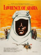 Lawrence of Arabia - Movie Poster (xs thumbnail)