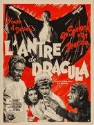 House of Dracula - French Movie Poster (xs thumbnail)