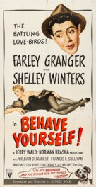 Behave Yourself! - Movie Poster (xs thumbnail)