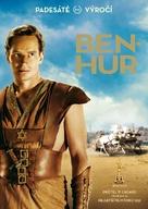 Ben-Hur - Czech DVD cover (xs thumbnail)