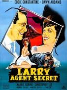 The Treasure of San Teresa - French Movie Poster (xs thumbnail)