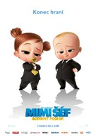 The Boss Baby: Family Business - Czech Movie Poster (xs thumbnail)
