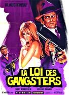 La legge dei gangsters - French Movie Poster (xs thumbnail)
