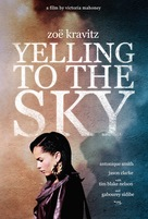 Yelling to the Sky - DVD movie cover (xs thumbnail)
