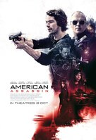 American Assassin - Singaporean Movie Poster (xs thumbnail)