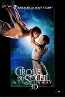 Cirque du Soleil: Worlds Away - Movie Poster (xs thumbnail)