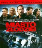 The Town - Polish Blu-Ray movie cover (xs thumbnail)