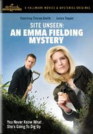 Site Unseen: An Emma Fielding Mystery - DVD movie cover (xs thumbnail)