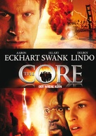 The Core - German DVD movie cover (xs thumbnail)