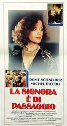 La Passante du Sans-Souci - Italian Movie Poster (xs thumbnail)