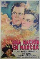 Wells Fargo - Argentinian Movie Poster (xs thumbnail)