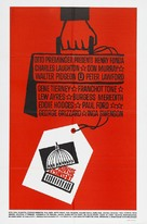 Advise & Consent - Theatrical movie poster (xs thumbnail)